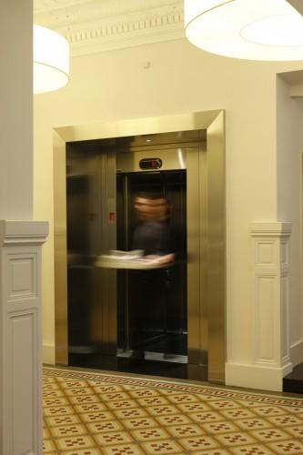 Le Grand Balcon Hotel – Lobby