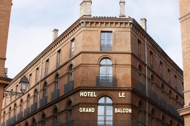 Le Grand Balcon - Exterior